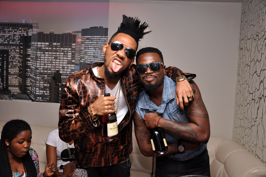 Phyno and Pucado