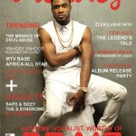 Praiz Bares Edgy & Sexy Persona on 'Picturez Magazine' Cover