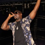 Too Much Money! Wande Coal Makes It Rain With Pounds At Davido Concert!