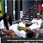 Video: Beverly Osu Twerking & Giving Angelo A Lap Dance In BBA House