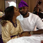 Power Of Love! Tiwa Savage And Hubby Pick November 23rd As Their Wedding Date