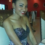 In Pictures: MBGN 2013 Winner, Anna Ebiere In Indonesia For Miss World Pageant