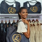 Agbani Darego Launches Her AD Denim Store in Lagos