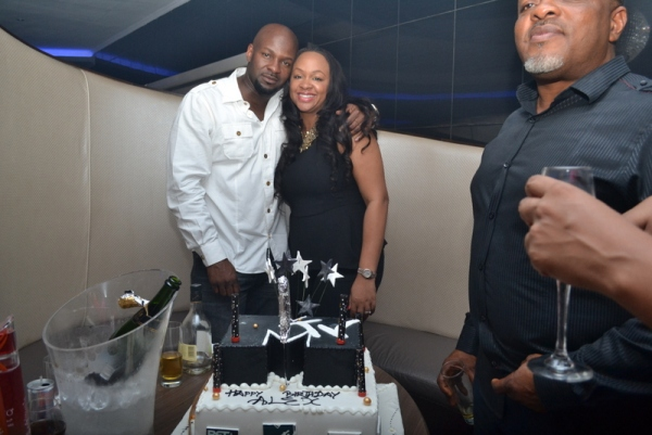 Alex Okosi and Colette Otusheso