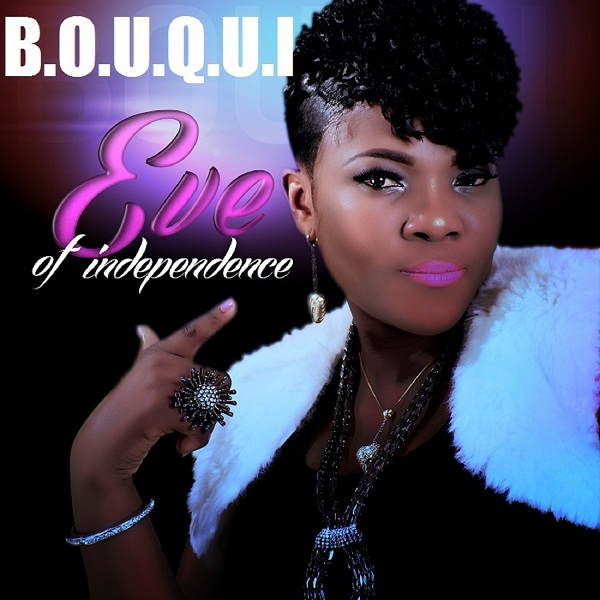 BOUQUI - Eve Of Indepence FRONT