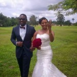 In Pictures: Tinsel Actress Matilda Obaseki & Arnold Mozia Tie the Knot