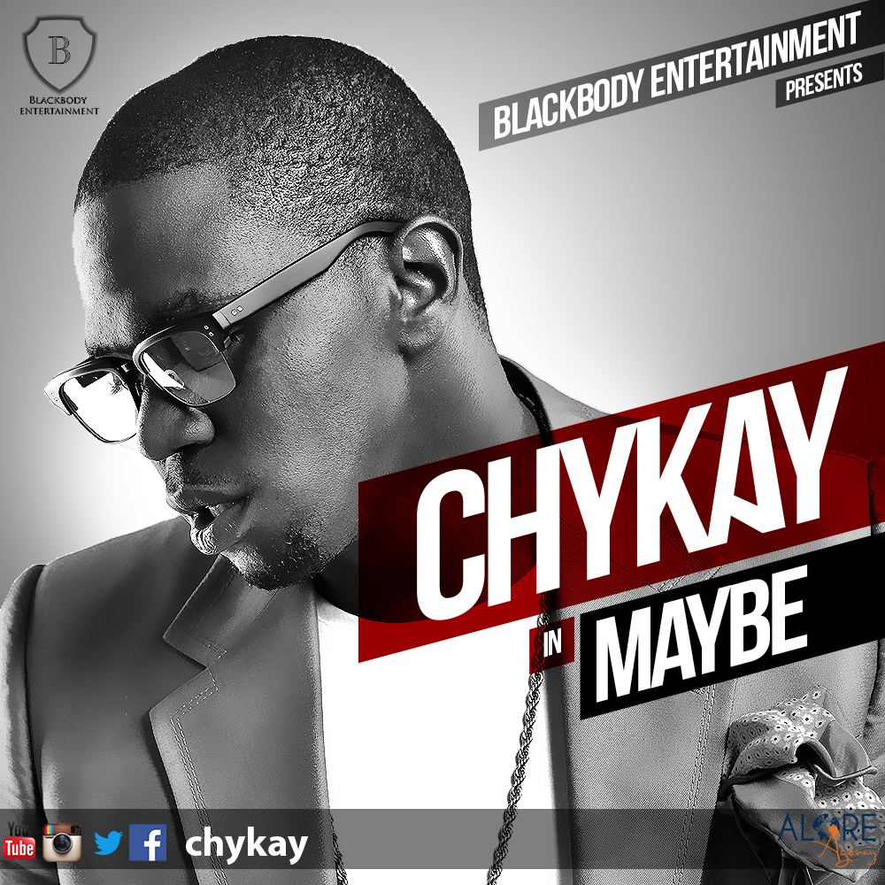 Chykay-Maybe-Cover-Art
