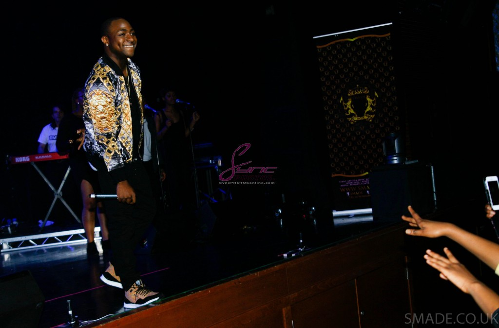 DAVIDO - Live at the o2 London_15Sep2013_Sync PHOTOS -44