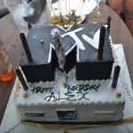 PHOTOS : Banky W, Julius Agwu, Toolz, Ice Prince, Wizkid, Others Gather To Celebrate Alex Okosi's Birthday In Lagos