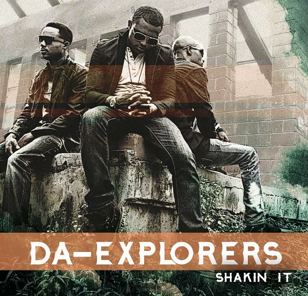 Da-xplorers album art shakin it
