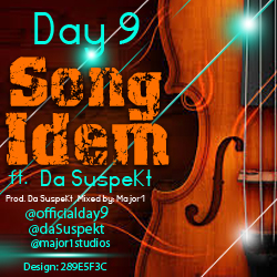 Day 9 - Song Idem