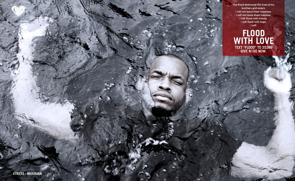 FLOOD WITH LOVE CAMPAIGN (ONLINE)Lynxxx1