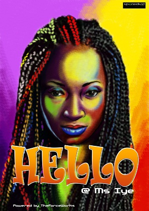 Hello by MsIye