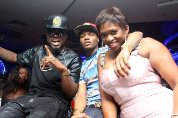 Ice Prince, Wizkid and Waje