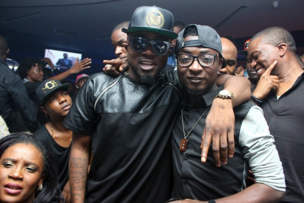 Ice Prince and Shaydee