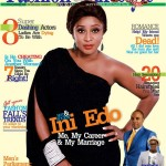Ini Edo Covers September Issue of City People Fashion & Lifestyle Magazine