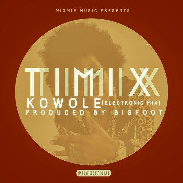 Kowole(Electronic Mix)Cover Art