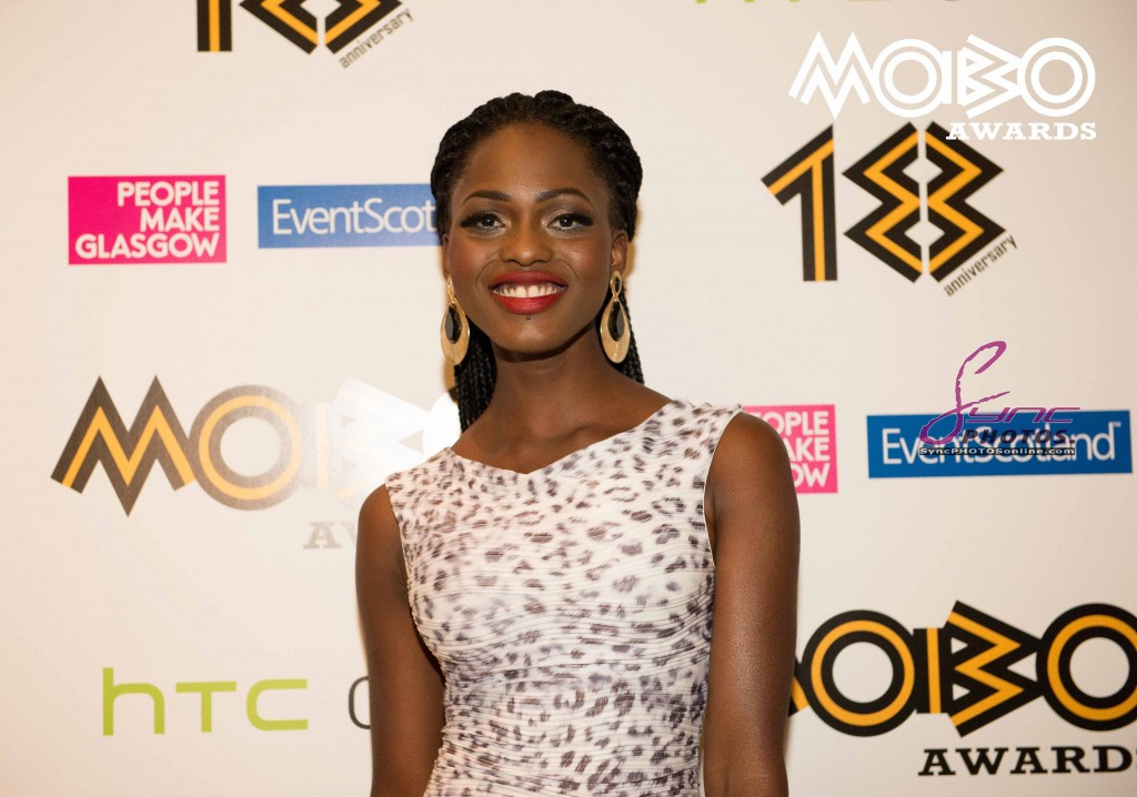 MOBO Awards 2013 nominations London Sept 3 Model