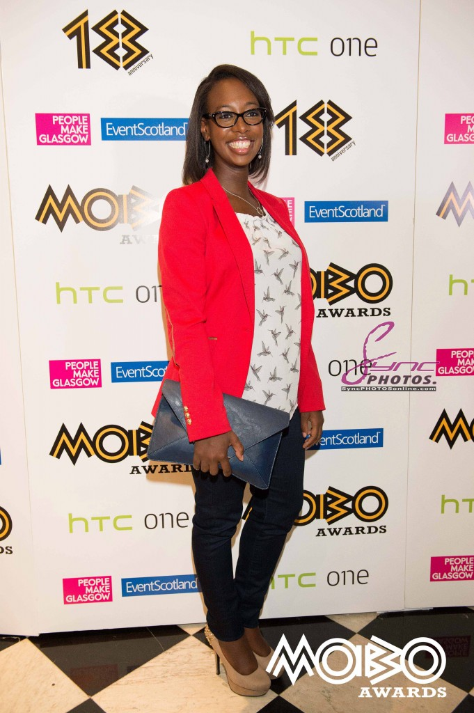 MOBO Awards 2013 nominations London Sept 3 Yolanda Brown