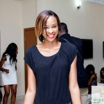 In Pictures: Miss Nigeria 2013 Ezinne Akudo's House Warming Party in Lagos