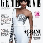 Agbani Darego Stuns In Ermanno Scervino On The Iconic Edition Of Genevieve Magazine