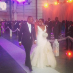 Photos: Davido's Sister, Sharon Adeleke Weds In Miami Florida