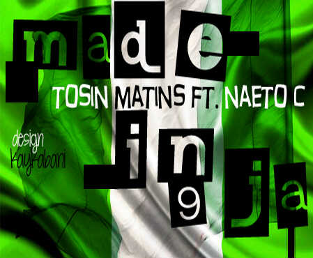 Tosin Martins - Made In Nigeria Artwork