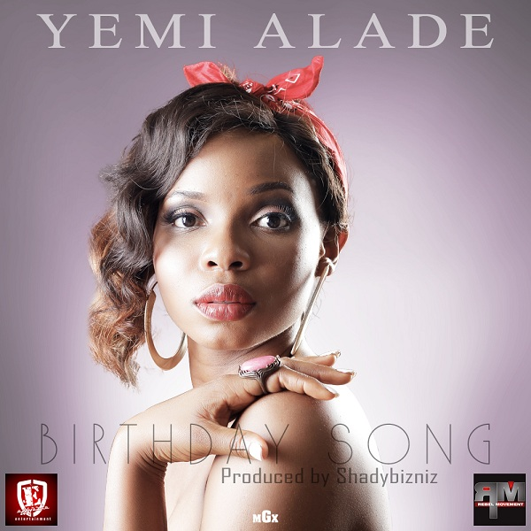 Yemi Alade - Birthday Song [Art]