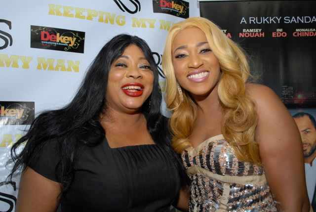 AYO ADESANYA AND RUKKY