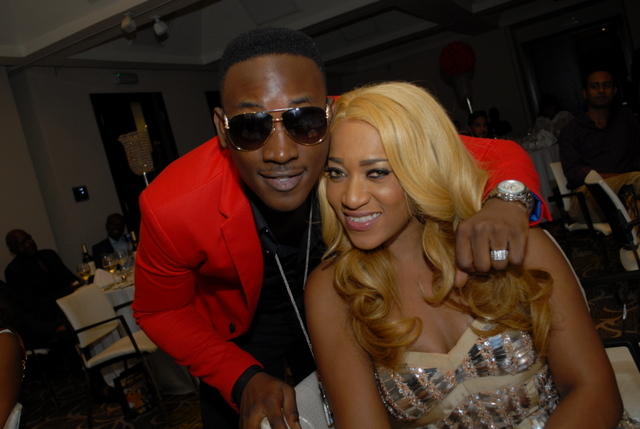 DAMMY KRANE AND RUKKY SANDA