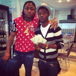 Davido Announces Winner of 'Skelewu' Dance Comepition