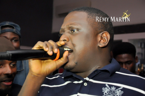 Ill Bliss - Remy Martin At The Club September