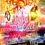 Kennis Music Presents: Coupe Decale Concert featuring Minjin Sexy