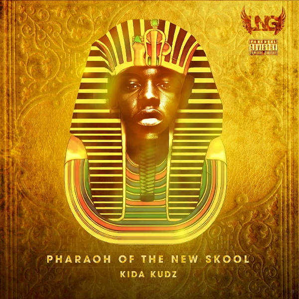 Kida Kudz - Pharoah of New Scho Art_Jaguda
