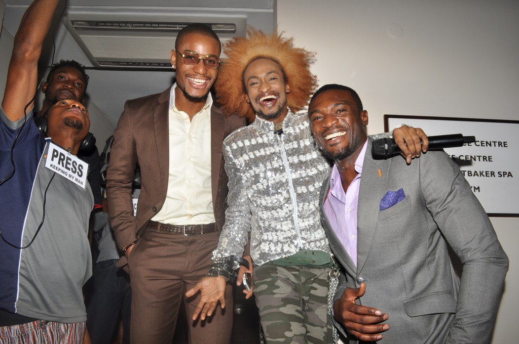LR- ALEX EKUBO, DERENLE EDUN AND KENNETH OKOLI