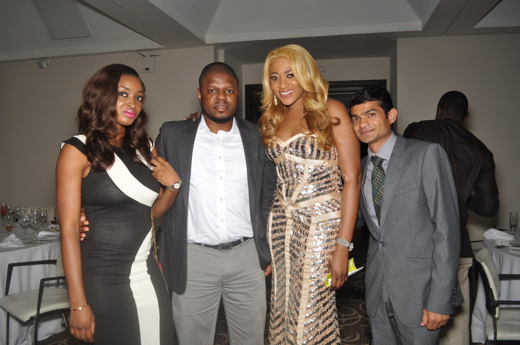 RUKKY SANDA WITH GUESTS