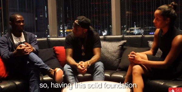 Samuel-Eto-x-Davido-Interview