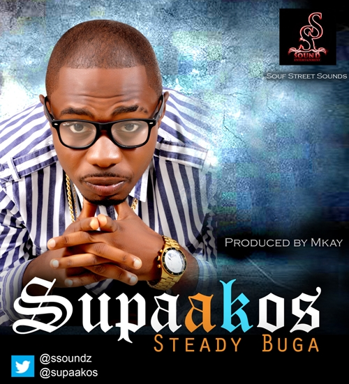 Supaakos_Steady_Buga artwork