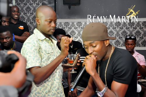 Tha Suspect - Remy Martin At The Club September