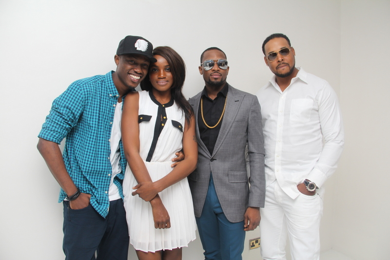 Vector, Seyi Shay, DBanj and J SOl