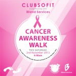 CLUBSOFIT & IBLEND Services Cancer Awareness Walk | Abuja