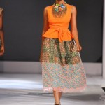 GTBank Lagos Fashion & Design Week – Christie Brown
