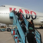 Saudi Bound Kabo Air Flight Carrying 400 Makes Emergency Landing In Sokoto After Tires Explode Mid Air