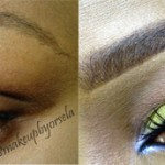#InstaTutorial: Perfect Eyebrows and Colorful Eyeshadows? @makeupByOrsela shows you How to