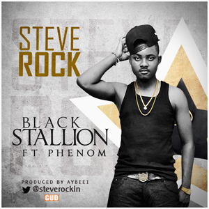 steverock black stallion art