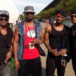 Photos: Naeto C, P-Square And Jude Okoye In South Africa For The Channel O Awards