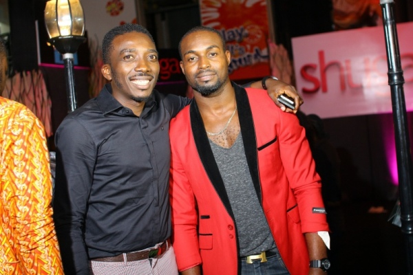 Bovi and DJ Neptune