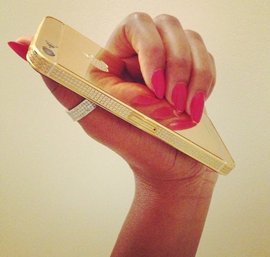 Genevieve Gold iPhone