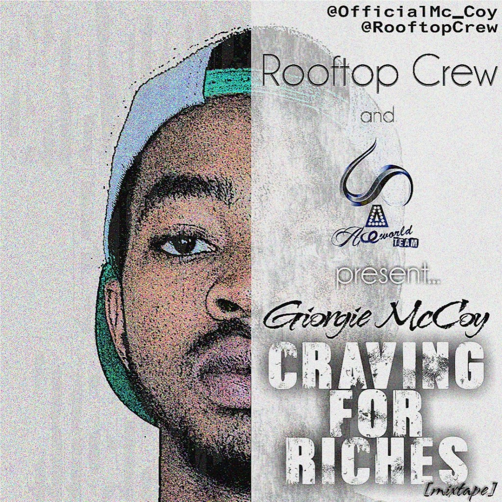 Giorgie McCoy - CRAVING RICHES [Mixtape] Artwork