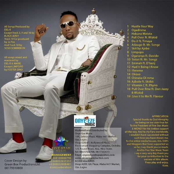 KCEE-Take-Over-tracklist